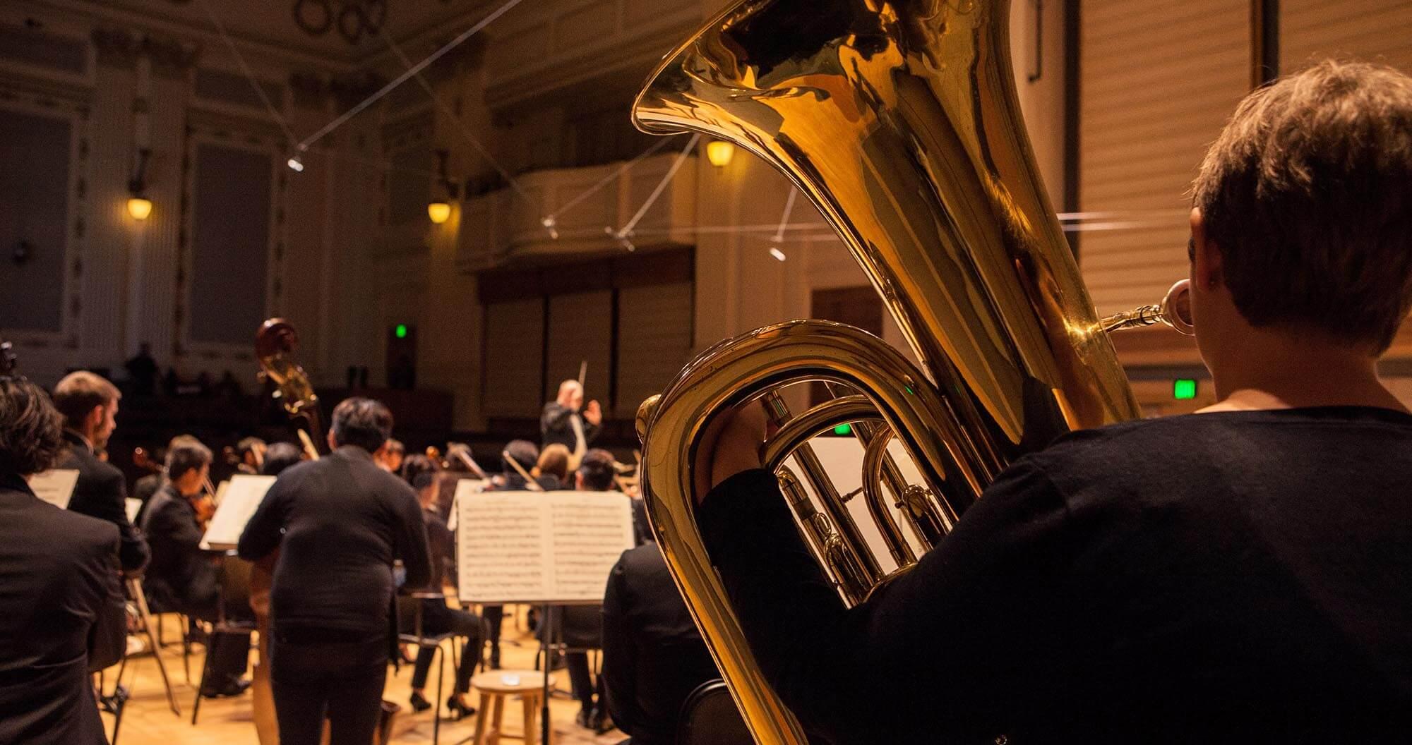 Brass - Tuba - Alumni