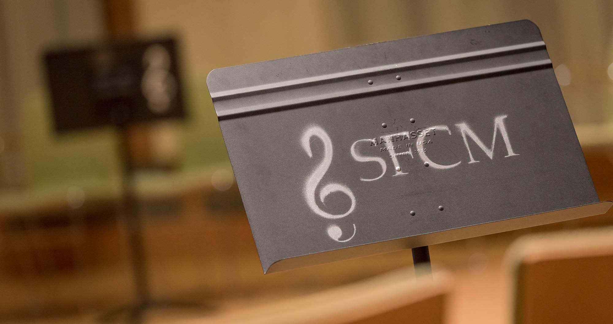 SFCM Music Stand