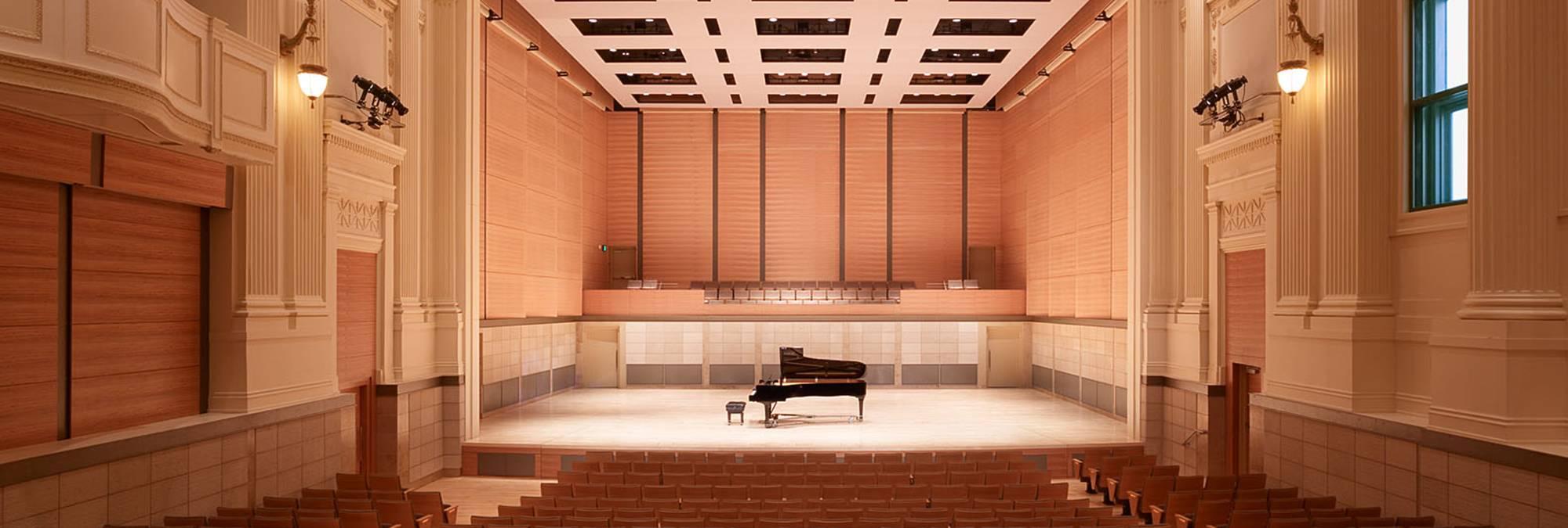 Caroline H. Hume Concert Hall