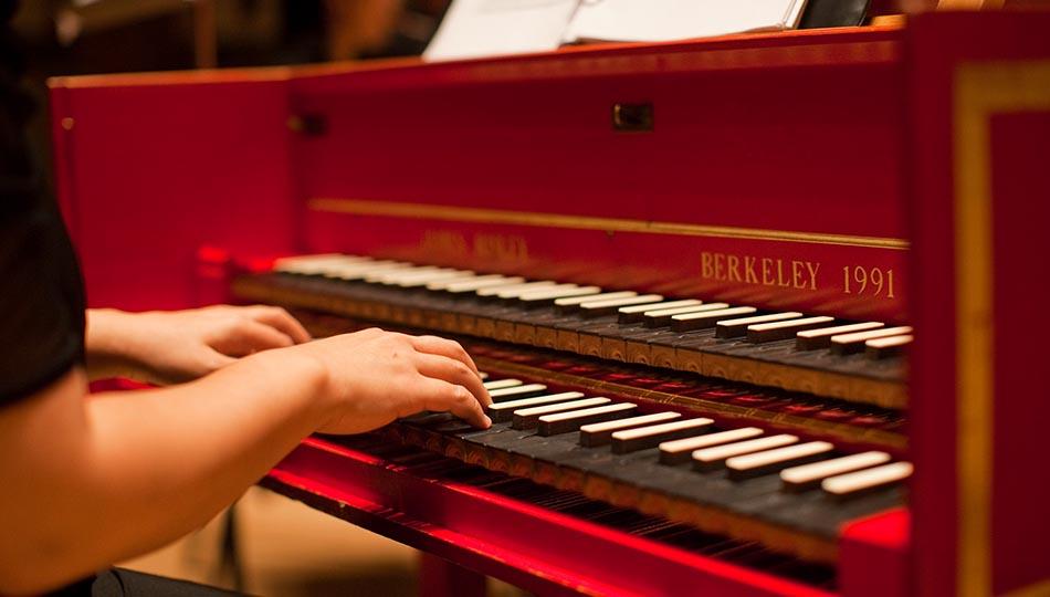 SFCM Historical performance harpsichord