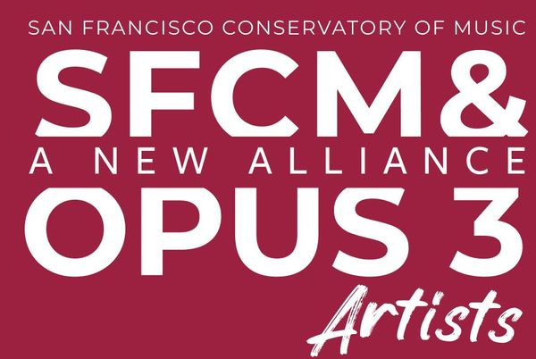 SFCM and Opus 3 alliance