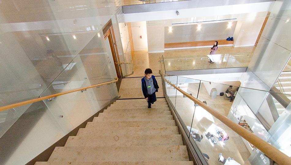 SFCM 50 Oak staircase