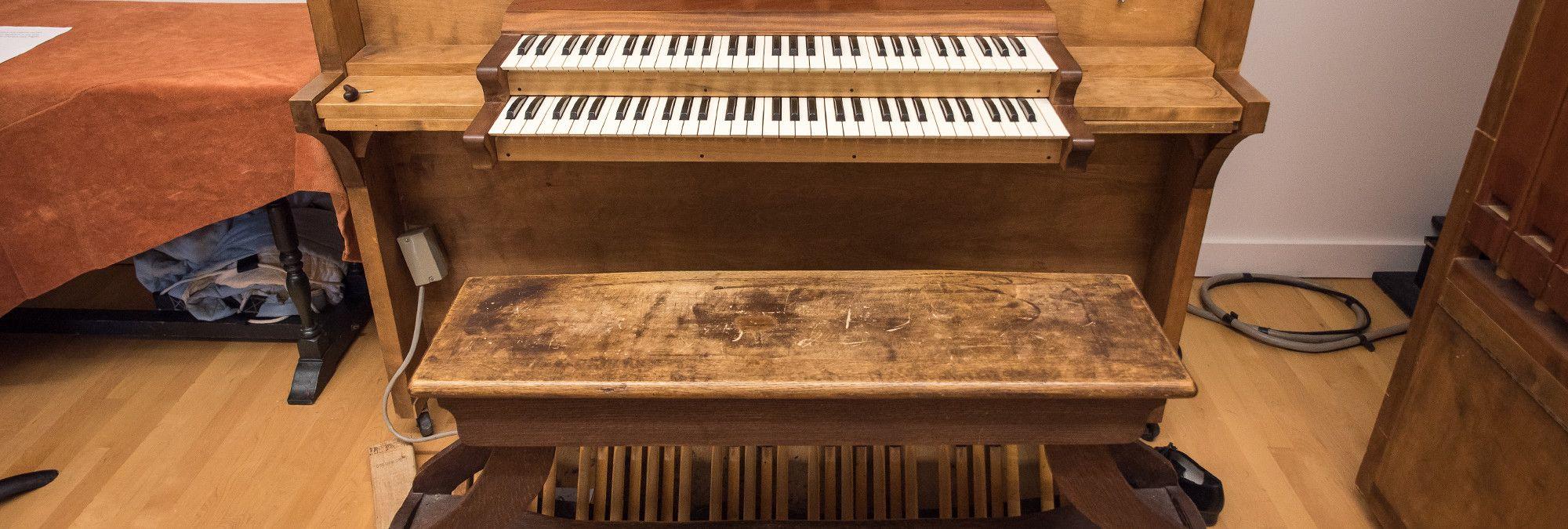 Keyboards, Organ, SFCM Degrees and Programs
