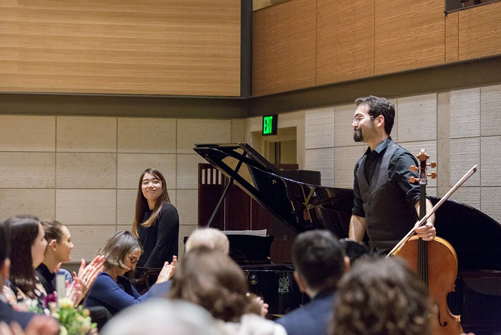SFCM Students perform at Fanfare 2018