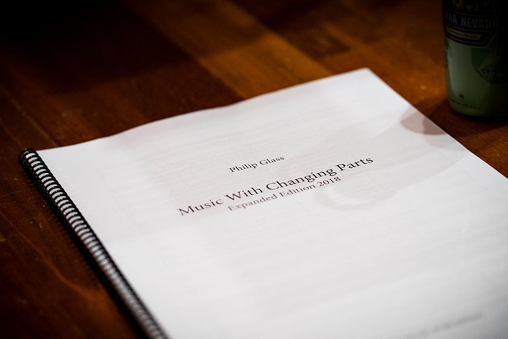 Winter Term sheet music