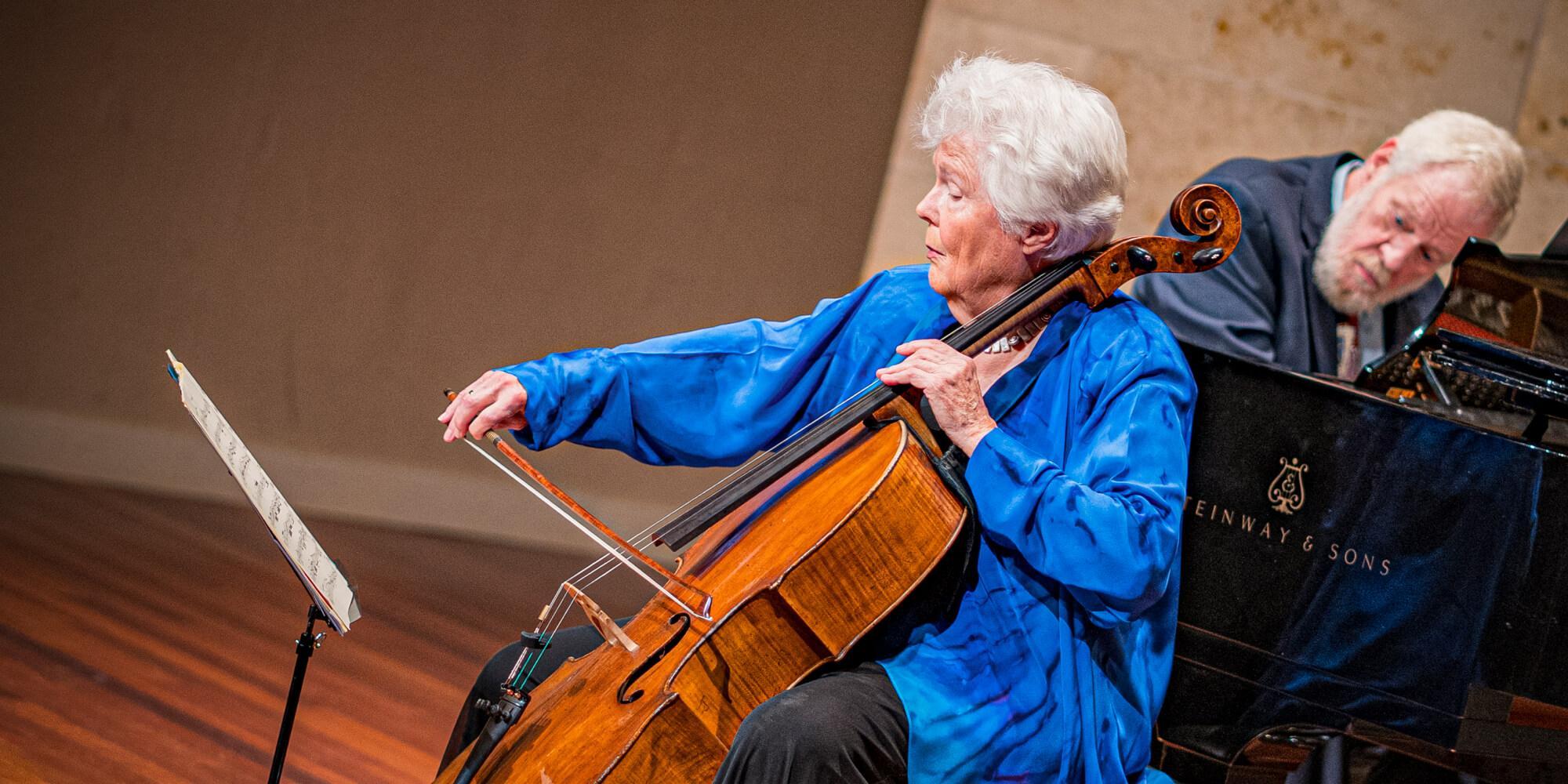 Performance Faculty Bonnie Hampton