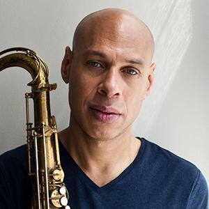 Headshot of RJAM faculty member Joshua Redman