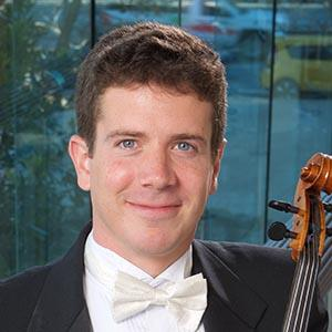 Violist, Matt Young