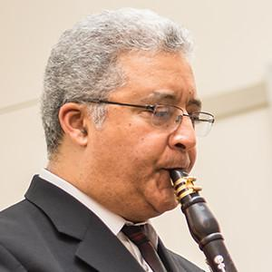 Luis Baez, Professor of Clarinet
