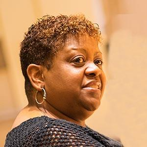 Photo of faculty member Carmen Bradford
