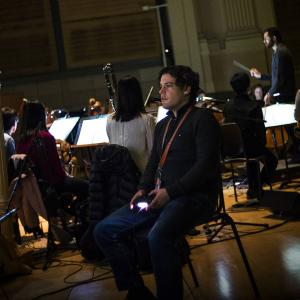 SFCM students give a live performance of the 'Journey' video game soundtrack, with the game's award-winning composer Austin Wintory as guest conductor.