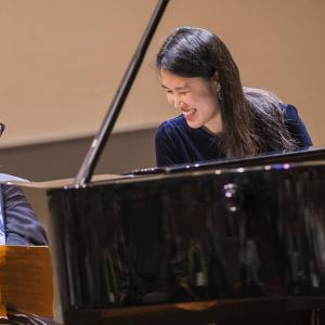 Leon Fleisher and student