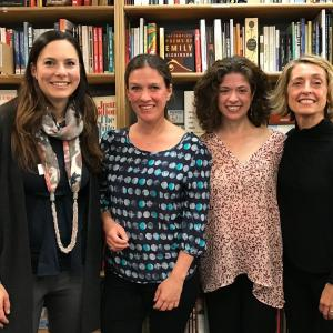 Women in Classical Music Panelists