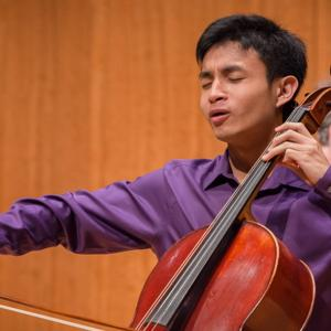 Jeremy Tai, First Prize Winner of the 32nd Annual Irving M. Klein International String Competition