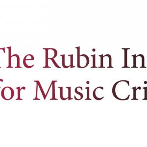 A photo of the Rubin Institute logo