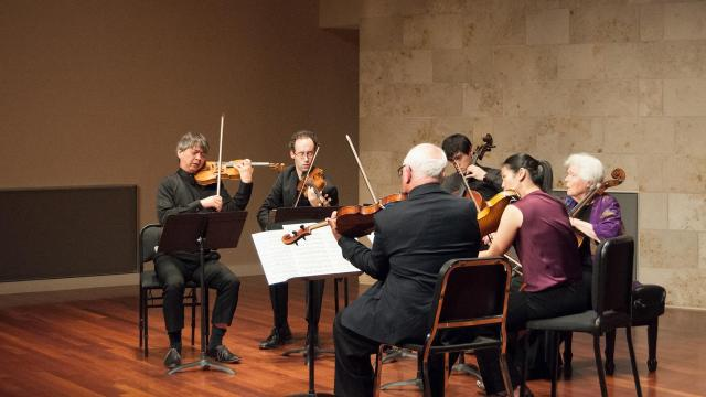 SFCM faculty performing