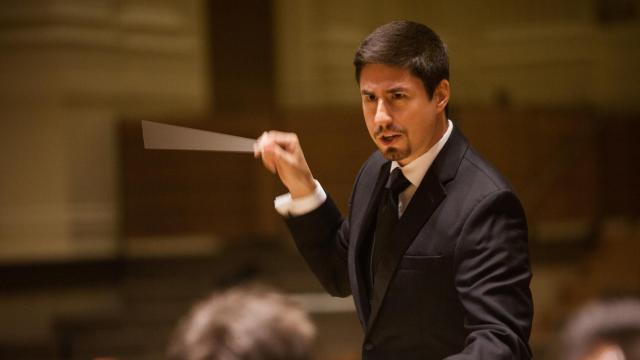 Eric Dudley Conducting