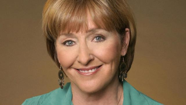 A Headshot of a Voice Faculty Member, Frederica von Stade
