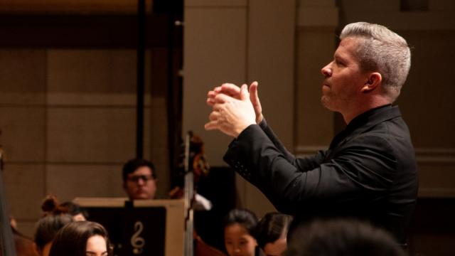 Edwin OUtwater Conducting