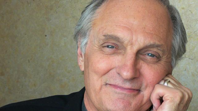 Headshot of commencement speaker Alan Alda