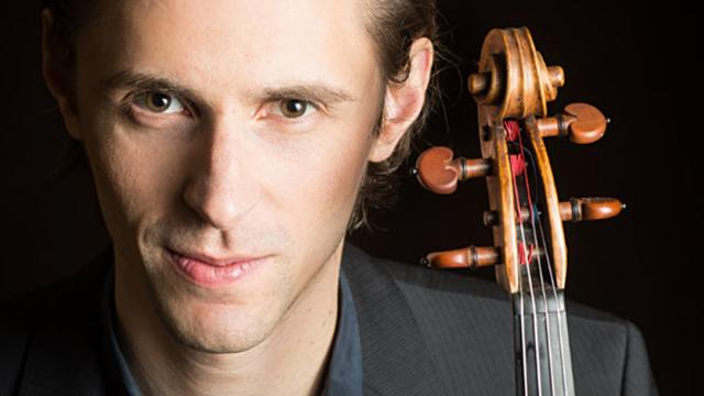 Violist Dimitri Murrath Joins Faculty of SFCM