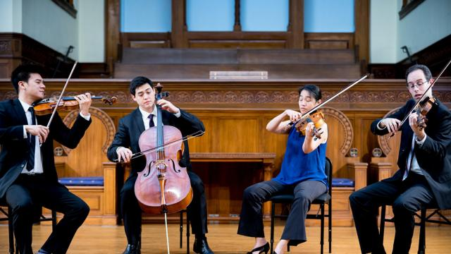 San Francisco Conservatory of Music Appoints Telegraph
