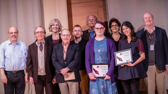 The 2018 Rubin Winners and The Critics