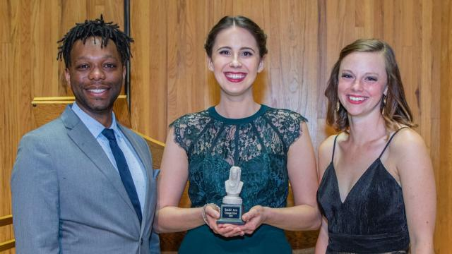 Handel Aria Competition Winners
