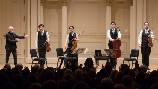Telegraph Quartet with Bob Sirota